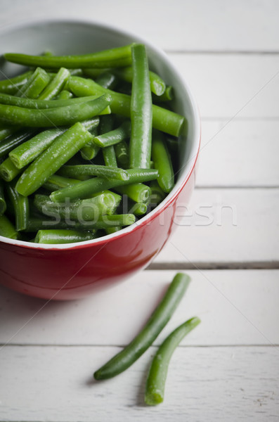 Green Beans Stock photo © hitdelight