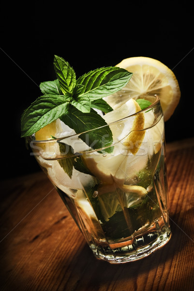 Mojito Stock photo © hitdelight
