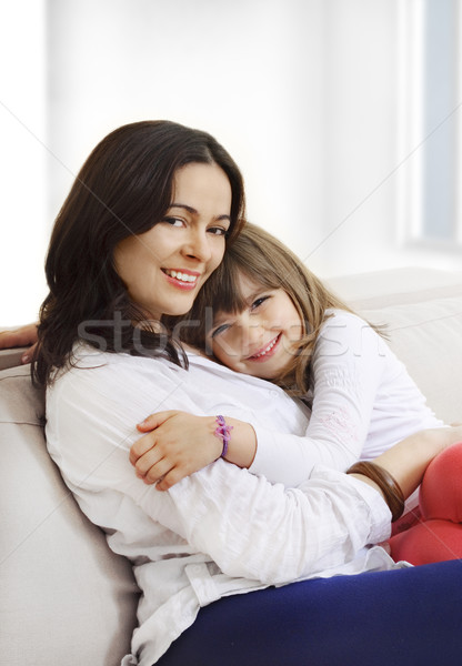 Parenting Stock photo © hitdelight