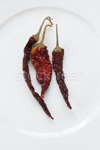 Kashmiri Chillis Stock photo © HJpix