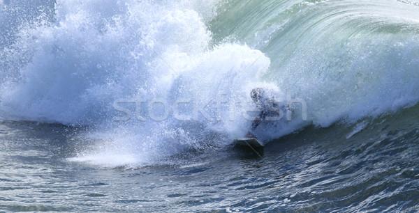 Surfer Stock photo © hlehnerer