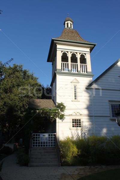 Nazarene Church Stock photo © hlehnerer
