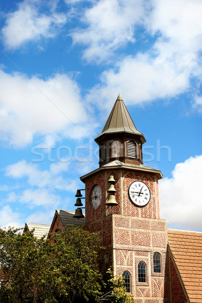 Solvang Bell Tower Stock photo © hlehnerer