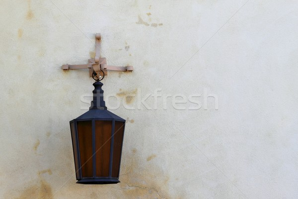 Wall light Stock photo © hlehnerer