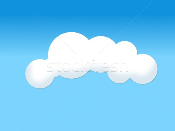 Cloud Stock photo © hlehnerer