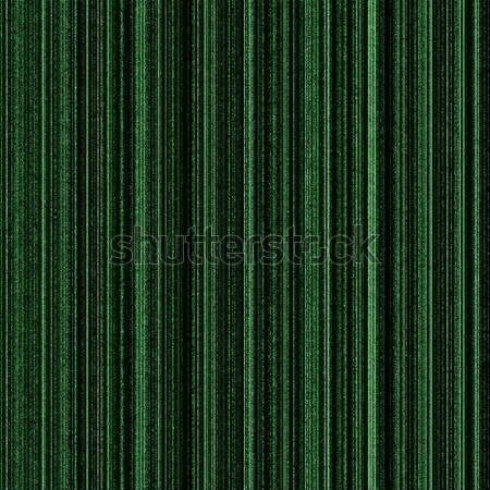 Matriz verde neón columnas luz diseno Foto stock © hlehnerer
