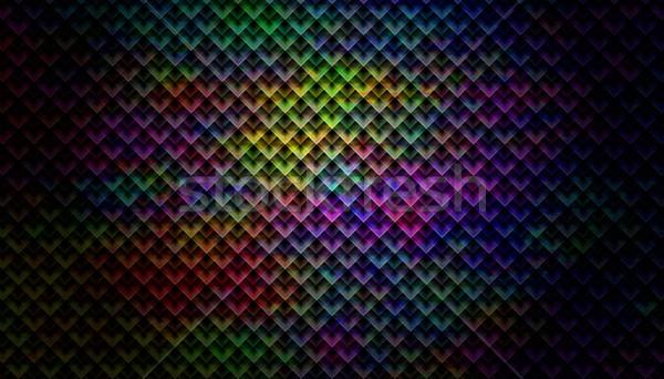 Kaleidoscope Color Shade Stock photo © hlehnerer