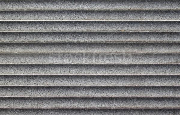 Grigio muro linee shot vecchio abstract Foto d'archivio © hlehnerer