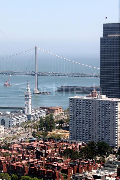 Bay Bridge Stock photo © hlehnerer
