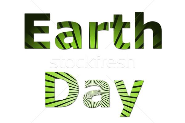 Earth Day Stock photo © hlehnerer