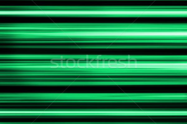 Vert résumé noir lignes texture Photo stock © hlehnerer