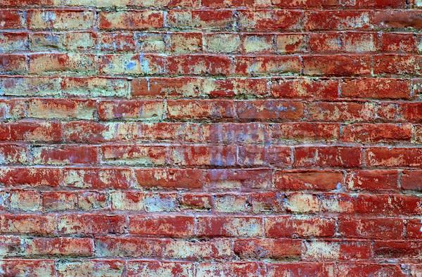 Brick Wall Stock photo © hlehnerer