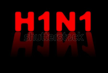 Haine texte noir mot sanglante design Photo stock © hlehnerer