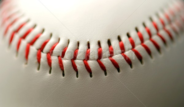 Base ball close up Stock photo © hlehnerer