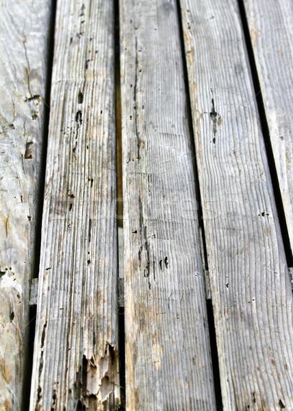 Old Wood Texture Stock photo © hlehnerer