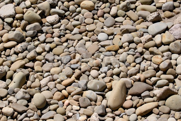 River Rocks Pebbles Stock photo © hlehnerer