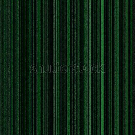 行列 緑 ネオン 列 光 デザイン ストックフォト © hlehnerer
