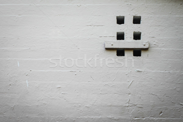 Jail Windows Stock photo © hlehnerer