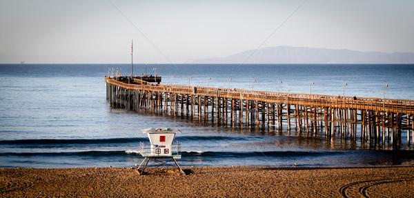 Ventura Pier Stock photo © hlehnerer