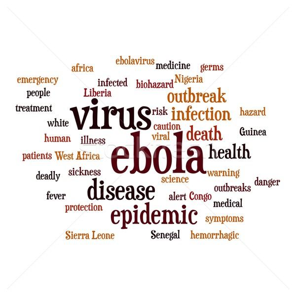 EBOLA Stock photo © hlehnerer