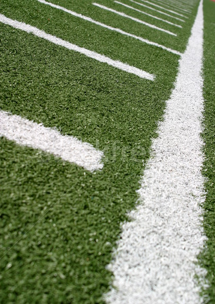 Football Lines Stock photo © hlehnerer