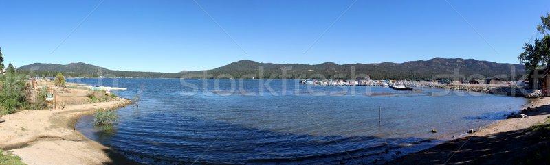 Big Bear Lake Stock photo © hlehnerer