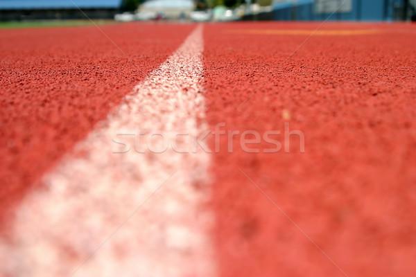 Track Line Stock photo © hlehnerer