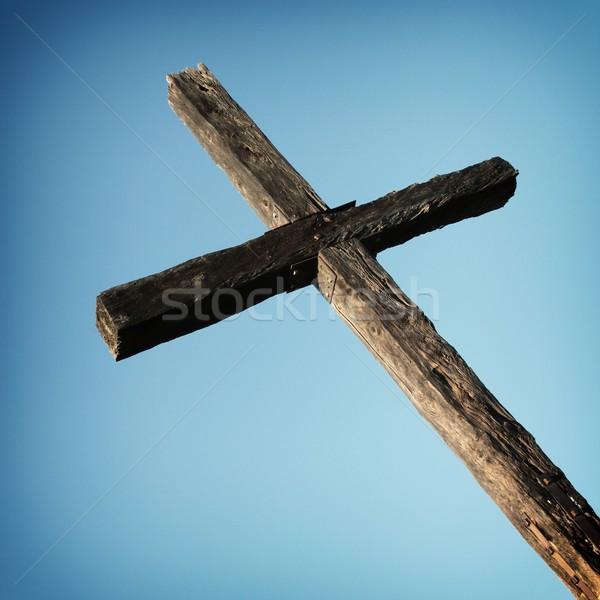 Ventura Cross Stock photo © hlehnerer