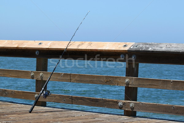 Fishing Rod Stock photo © hlehnerer