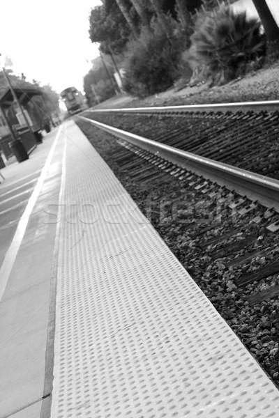 Ventura Train Station Stock photo © hlehnerer