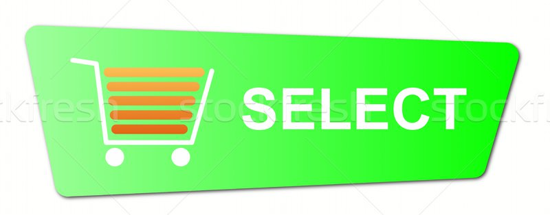 Buy Now Green Stock photo © hlehnerer