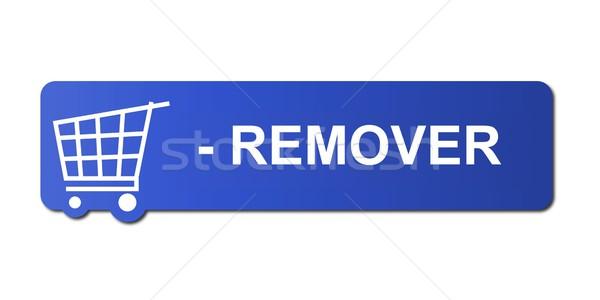 Remover Blue Stock photo © hlehnerer