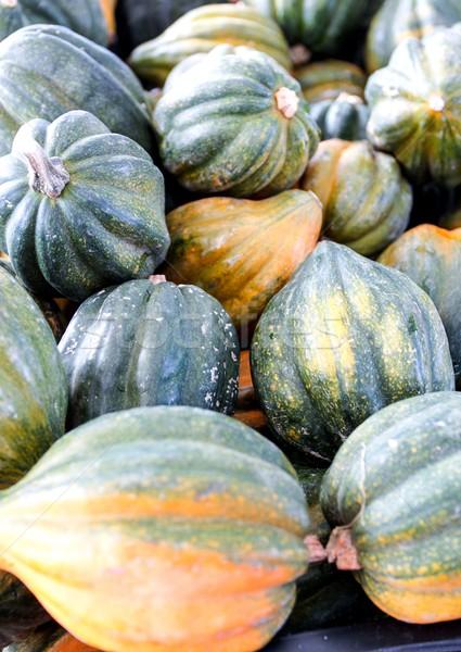 żołądź miąższ rynku rolnictwa Zdjęcia stock © hlehnerer