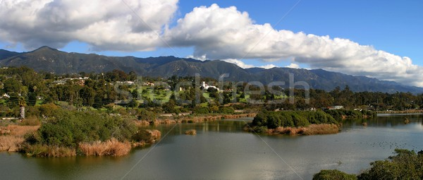 Santa Barbara Stock photo © hlehnerer