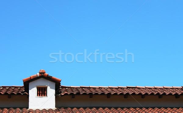 Roof Stock photo © hlehnerer