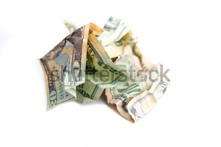 Stock photo: Money