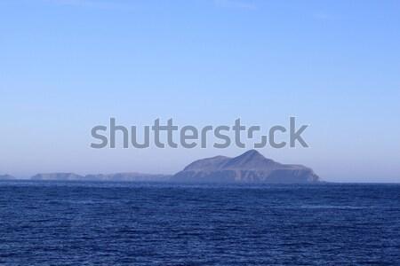 Anacapa Island Stock photo © hlehnerer