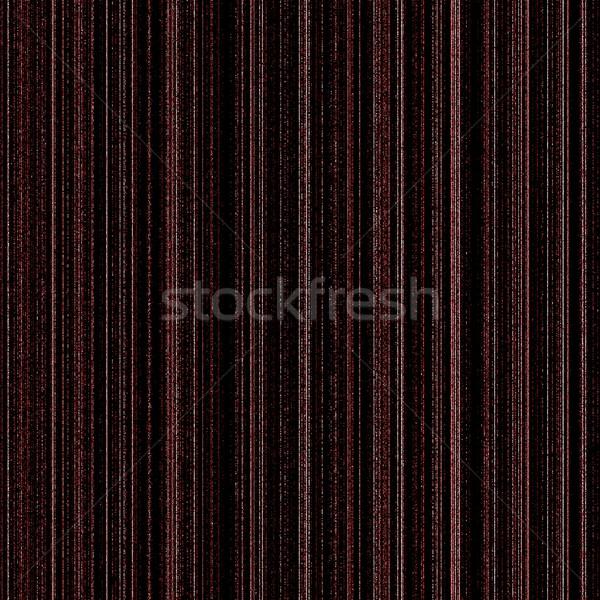 Matriz vermelho néon colunas luz projeto Foto stock © hlehnerer