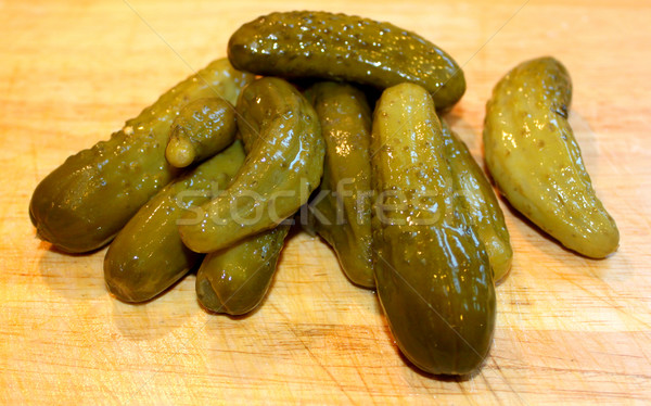 Pickles Stock photo © hlehnerer