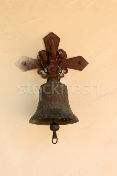 Rusty Bell Stock photo © hlehnerer