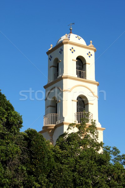 Ojai Post Office Tower Stock photo © hlehnerer