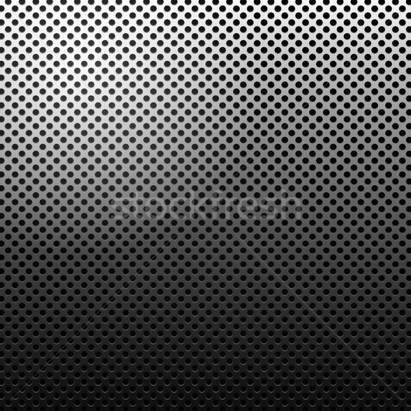 Metal Dotted Silver Stock photo © hlehnerer