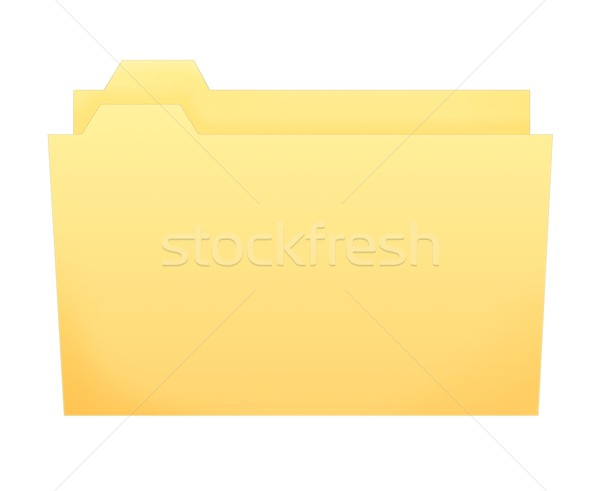 folder Stock photo © hlehnerer