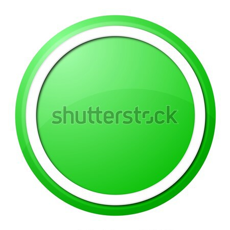 green button Stock photo © hlehnerer