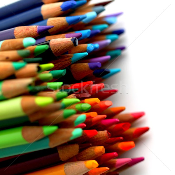 Color Pencils Stock photo © hlehnerer