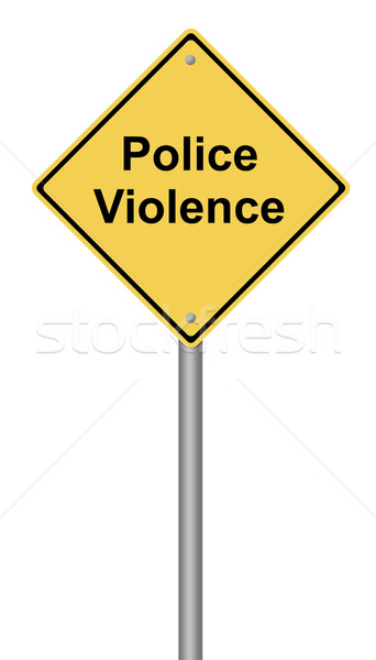 Police Violence Stock photo © hlehnerer
