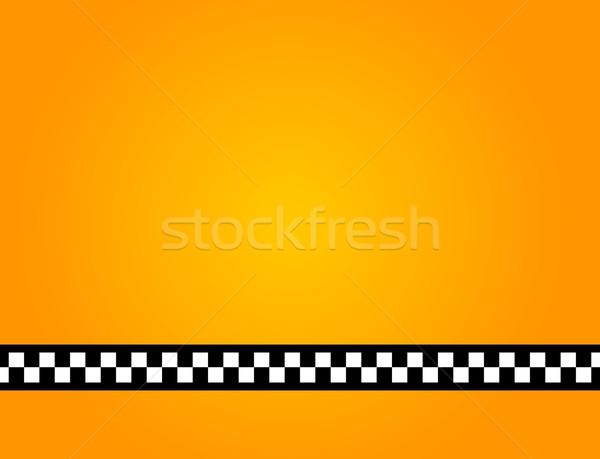 TAXI Background Stock photo © hlehnerer