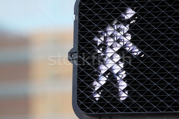 Pedestrian Walk Signal Stock photo © hlehnerer