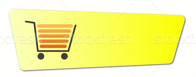 Buy Now Yellow Stock photo © hlehnerer