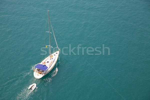 summer yachting Stock photo © Hochwander
